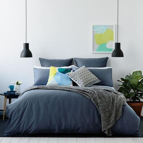 Olsen quilt cover set   Master bed (Harrys)