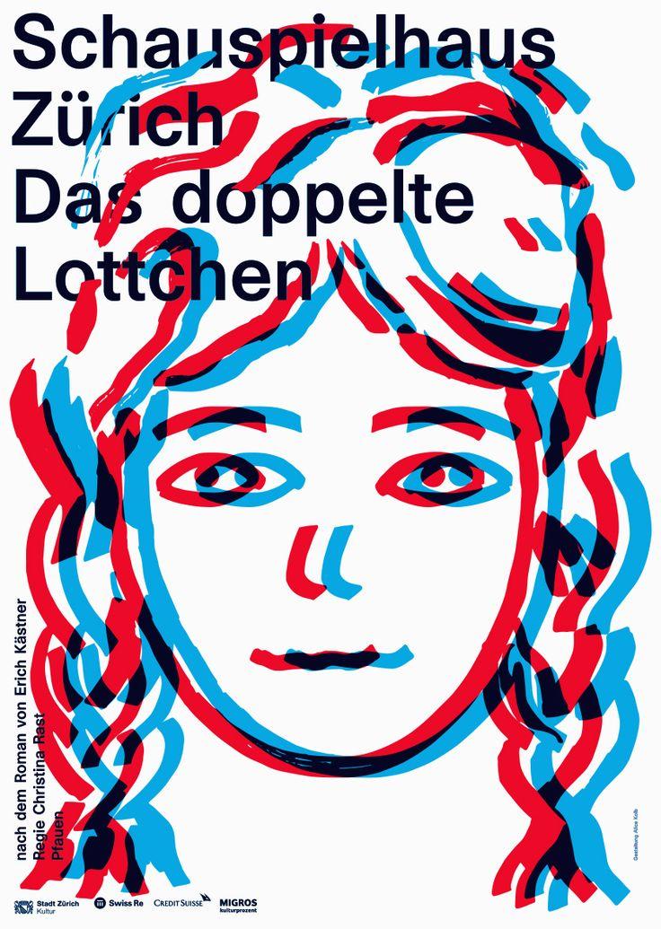 Alice Kolb, Das doppelte Lottchen