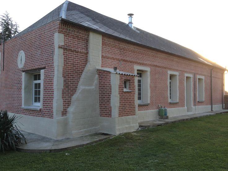Recouvrez vos façades de l'enduit à la chaux aspect pierre Decopierre®, et donnez du charme à votre maison !