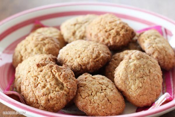 ricas galletas integrales