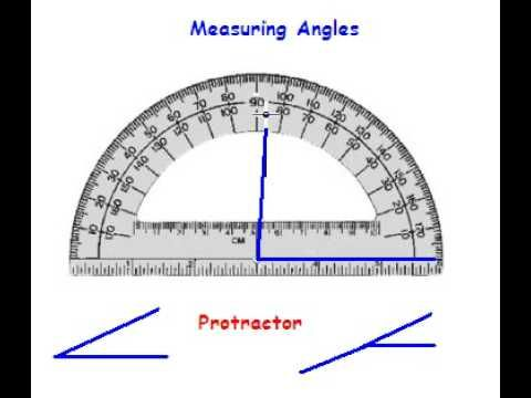 Math Made Easy: Measuring Angles (part 1)
