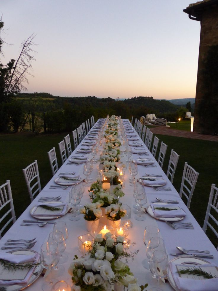 Centrotavola matrimonio. Tavolo imperiale 2013