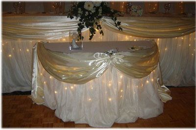 decorating wedding cake table with tulle 25 b 228 sta tulle lights id 233 erna p 229 13421