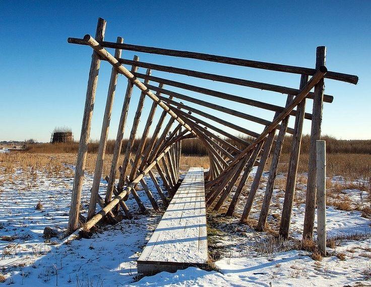 Арт-парк «Никола-Ленивец»: удивительный симбиоз природы и искусства