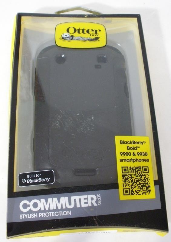 OtterBox Commuter Series Blackberry Bold 9900 & 9930 Phone Case- New #OTTERBOX