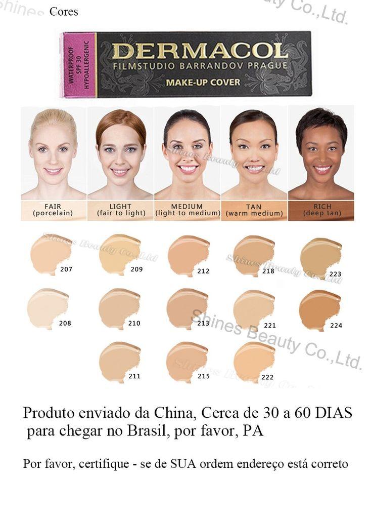 100% original Dermacol Base Makeup Cover 30g Primer Concealer Base Professional Dermacol Make up Foundation Contour Palette -inConcealer from Beauty & Health on Aliexpress.com | Alibaba Group