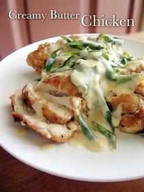 Kuntal's Kitchen: Creamy Butter Chicken