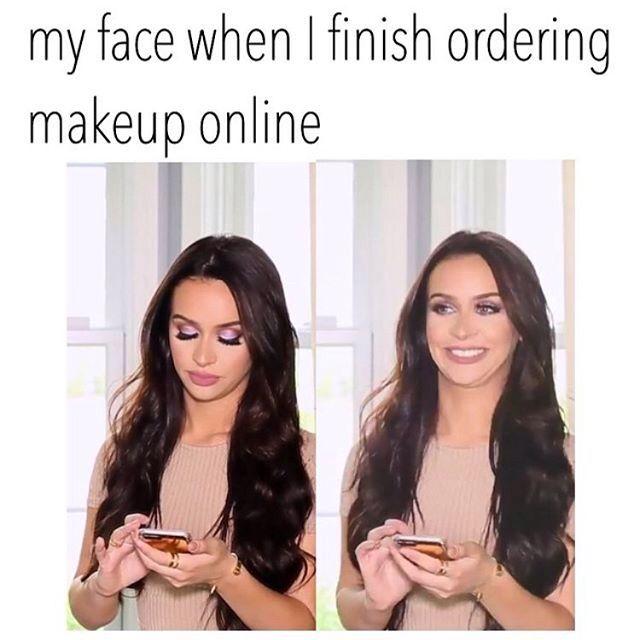 Makeup humor                                                                                                                                                     More