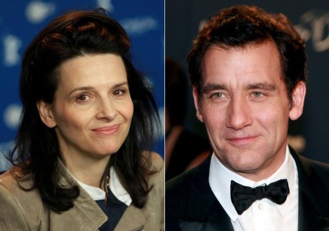 """Cineast: Клайв Оуэн и Жюльетт Бинош сыграют влюблённых учителей в мелодраме """"Слова и картинки"""""""