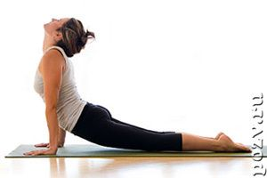 Хроническая боль в спине, упражнения на гибкость позвоночника ч.1