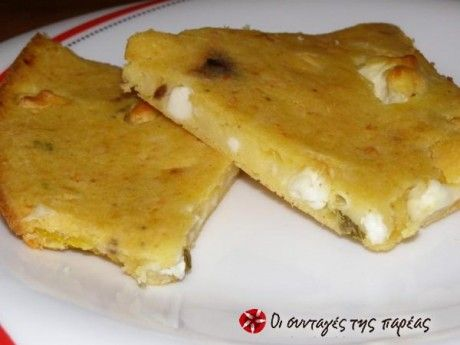 Η ζυμαρόπιτα Θεσπρωτίας είναι μια γρήγορη, απλή και τραγανή συνταγή για κάθε ώρα.