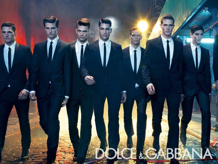 Dolce & Gabbana Men 2008