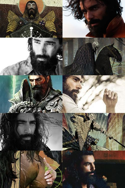 """Paraskevas Boubourakas as Gordon Blackwall/Thom Rainier :"""" At the heart of it, all a Warden is, is a promise. To protect others… even at the cost of your own life. """" """""""