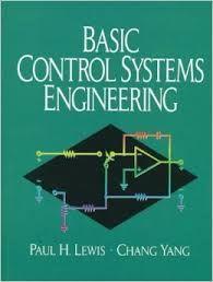 Basic Control Systems Engineering PDF