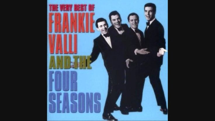 Frankie Valli And The Four Seasons- Walk Like A Man Happy Birthday to Frankie Valli on his 80th Birthday