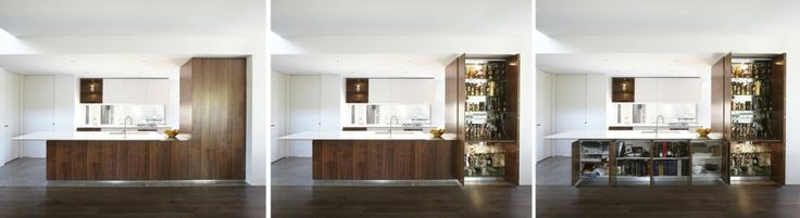 Kitchens by Wolf Architects, Melbourne