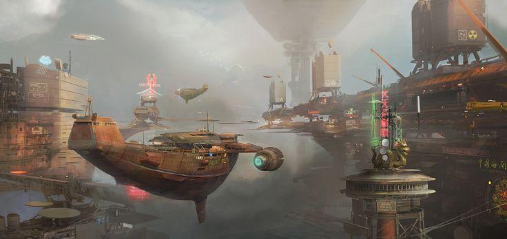 【E3 17】Ubisoft 科幻太空歌劇《神鬼冒險 2》睽違 15 年再次回歸《Beyond Good & Evil 2》 - 巴哈姆特