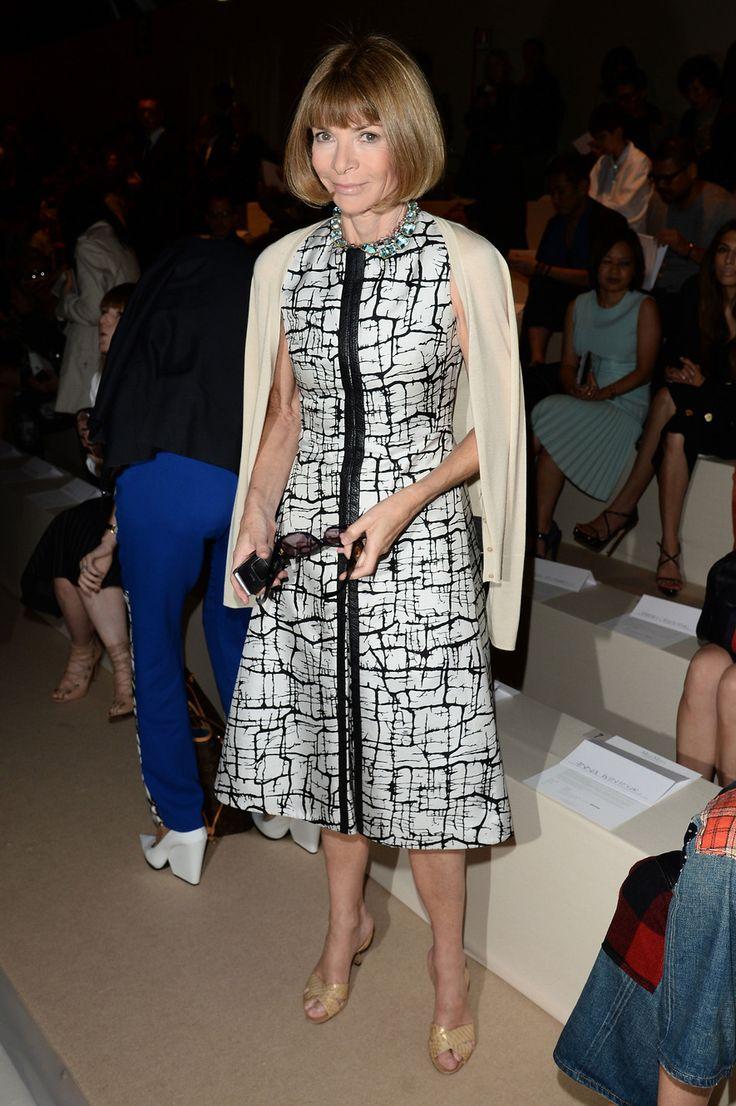 32 besten Anna Wintour Bilder auf Pinterest | Patron de couture ...