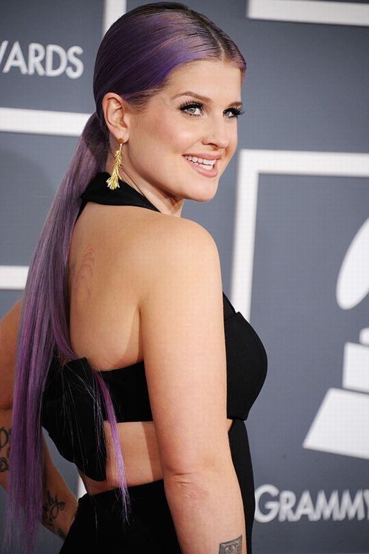 Kelly Osbourne hair Me encanta el color