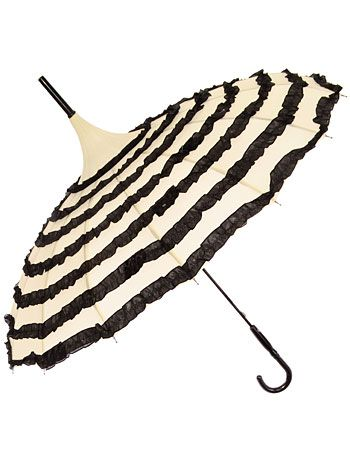 Femme Victorian Parasol Umbrella at ShopPlasticland.com