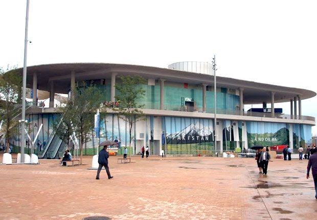 #Saragozza 2008, #Worldsfair - Acqua e sviluppo sostenibile. Progetto di #MicheleDeLucchi