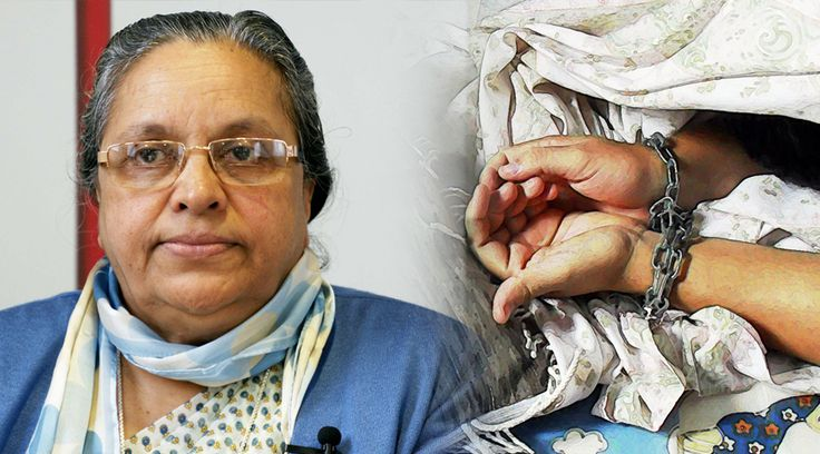 """La hermana Caridad Paramunyadil tiene 67 años y desde hace 46 pertenece a la Congregación de las Adoratrices, Esclavas del Santísimo y la Caridad. Según cuenta a ACI Prensa ella se considera """"una misionera en su propio país""""."""