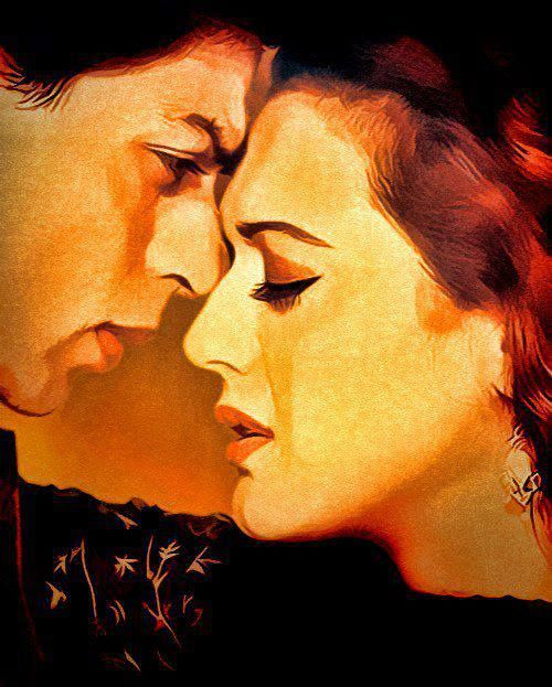 Shahrukh Khan and Preity Zinta- Veer-Zaara (2004) ahh lovee