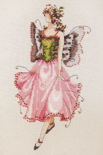 "Pixie Couture Collection ""Rose"" by Nora Corbett NC111 - NEW by WhimseysByAnne, $8.00"