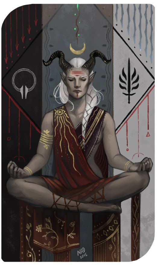 Commission: Anahita by madnessdemon.deviantart.com on @DeviantArt