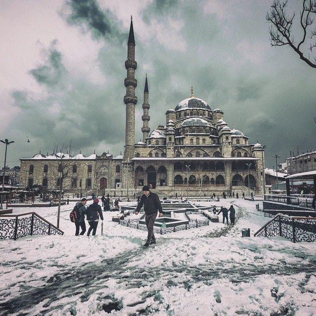 Yeni Camii-İstanbul By tolgy75