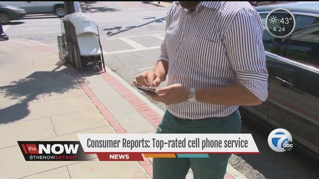 Most of us still get our cell-phone service from one of the four big wireless providers — Verizon, AT&T, T-Mobile, or Sprint. But a Consumer Reports survey finds that people who use smaller services tend to be happier.