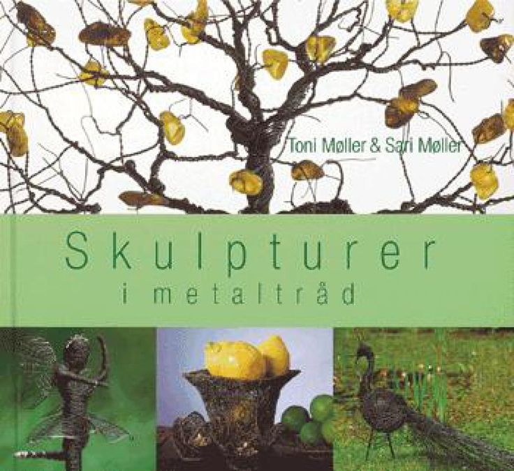 : Skulpturer i metaltråd