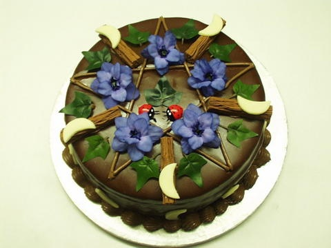 17 Best Images About Pagan Cakes On Pinterest Pagan