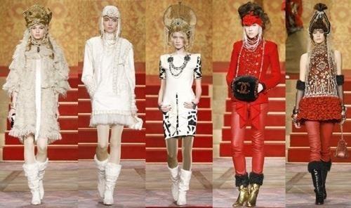 Национальный костюм в современной моде