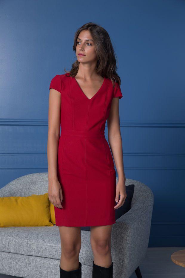 f98897858ffb31 Robe Modene pour femme à seulement 99.00 € sur la Boutique Caroll ...