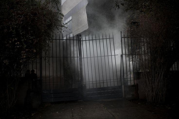 Alejandro Olivares - El Invierno Chileno