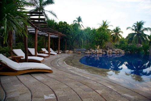 Walk In Pool Pools Pinterest Hot Tubs Backyard And