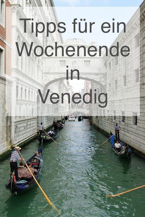 Meine Tipps für ein Wochenende in Venedig findet ihr hier: christineunterweg…