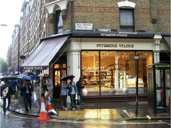 Patisserie Valerie, Charing Cross Road, London
