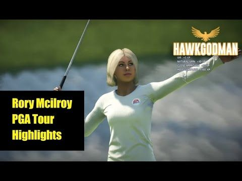 Rory Mcilroy PGA Tour Gameplay [DELIVERS] The Best of PGA Gaming
