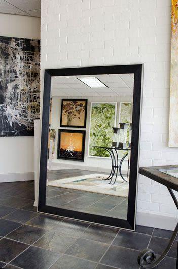 15 best Black Frames for Mirrors images on Pinterest | Black framed ...