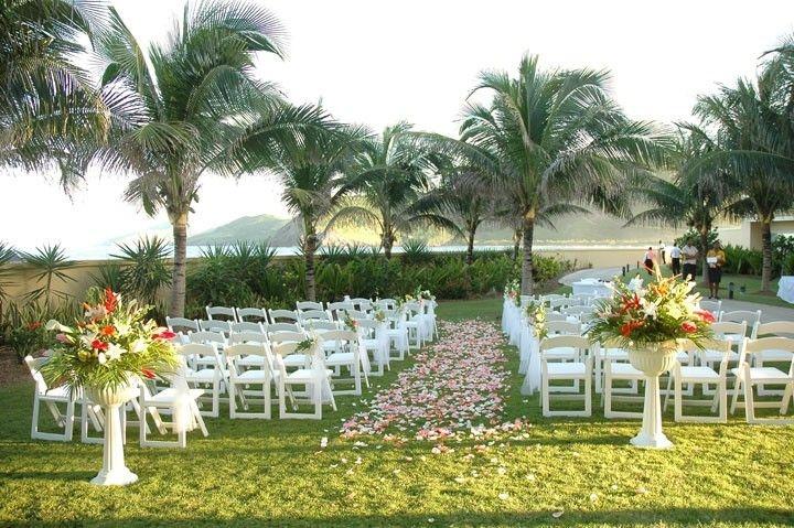 Westbury Ceremony at St. Kitts Marriott Resort  & the Royal Beach Casino