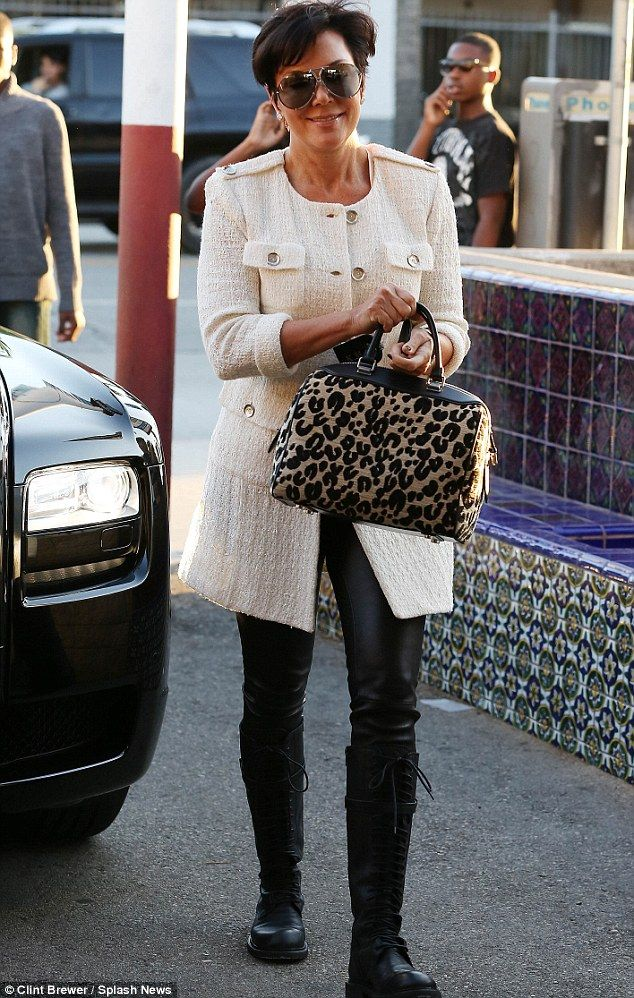 love this look ... chic, comfortable, super practical