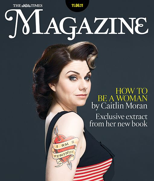 "Caitlin Moran- ""No one has ever claimed for a moment that childless men have missed out on a vital aspect of their existence, and were the poorer, and crippled by it"""
