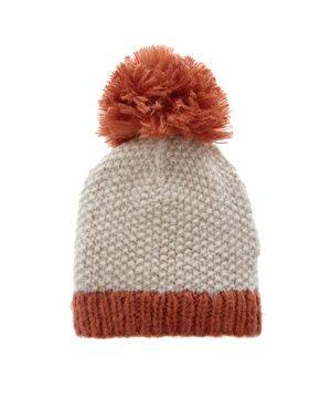 £8 ASOS Oversized Bobble Hat