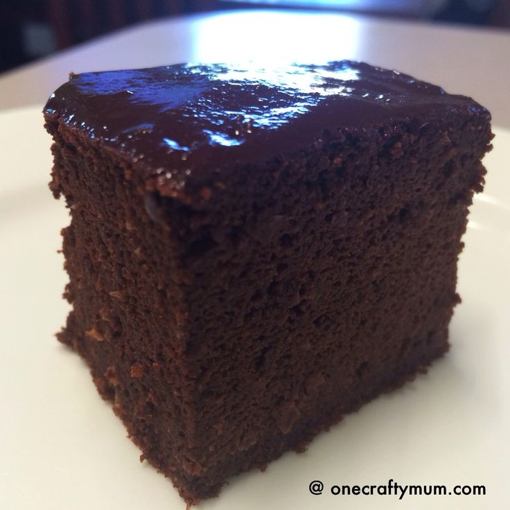Chocolate cake without the guilt? Kidney Bean Chocolate Cake Recipe (With Chocolate Avocado Icing) (GF DF NF)