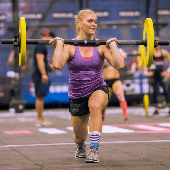 Women Of Crossfit Games 2013 reebok crossfit games