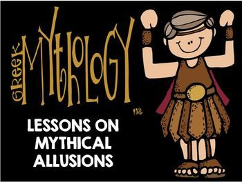 17+ best images about Greek Mythology Teaching Resources on ...