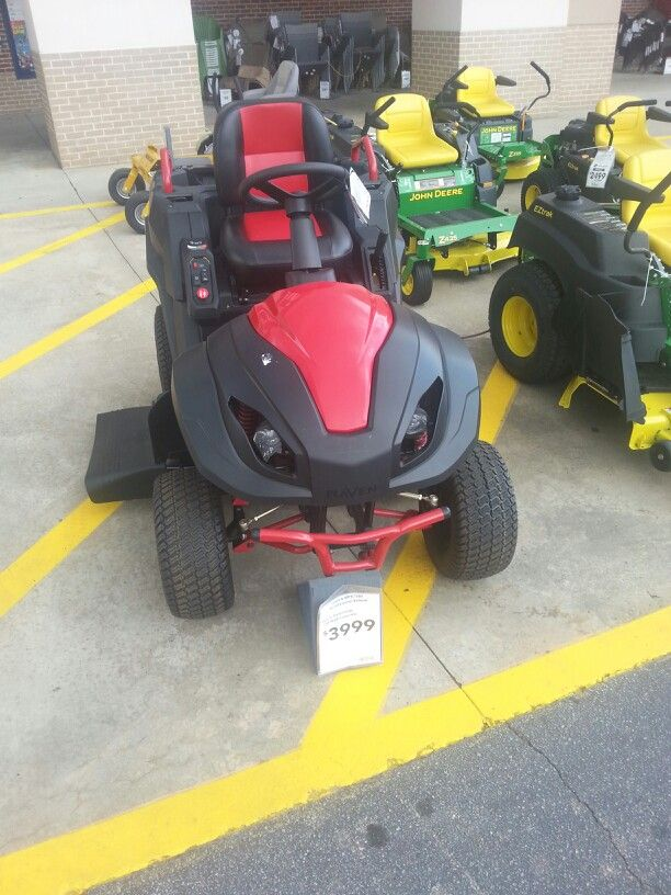 Lowe S Home Improvement Really Cool Lawn Mower At Lowes