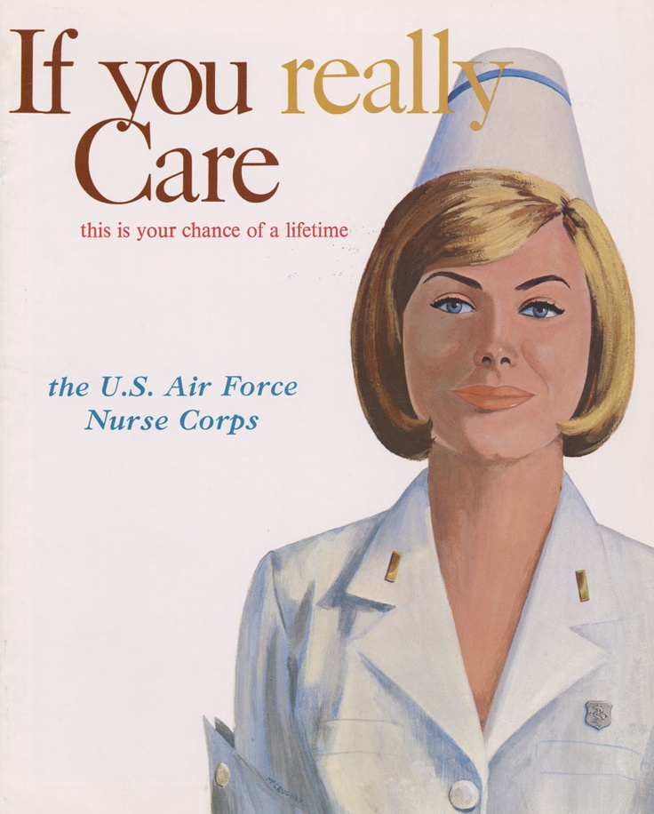 Possibly Join the Air Force Nurse Corps <3